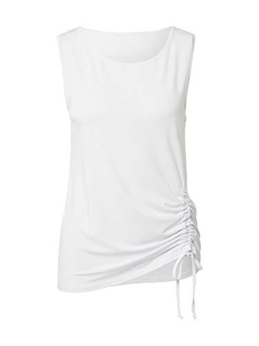 CURARE Yogawear Damen Sporttop weiß S