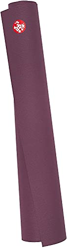 Manduka Pro Reise-Yogamatte, 2,5 mm dünn, leicht, rutschfest, ungiftig, umweltfreundlich, 180 cm lang –...