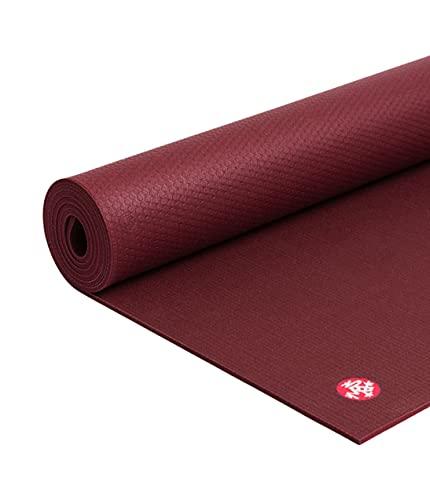 Manduka Pro Yoga- und Pilatesmatte, unisex, Rot (Black Verve)