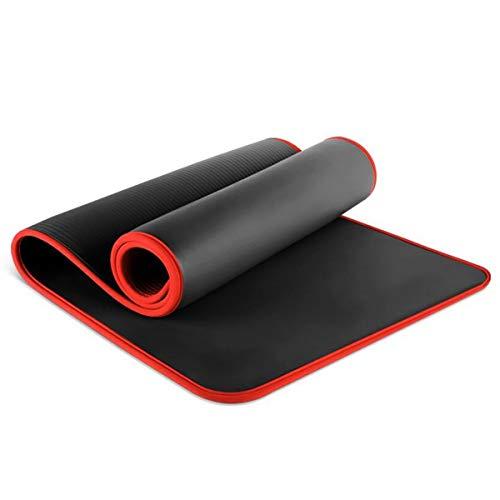 MARXIAO Anfänger Edge-Rutsch-Yoga-Matten, Motion Fitness Mat Widen Verdicken Sport Bodenmatten Yoga-Matte