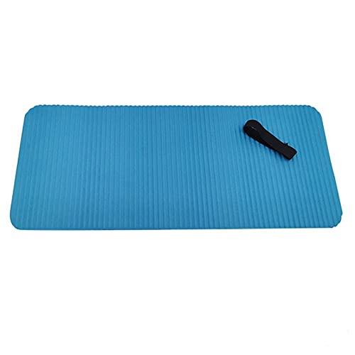 ZZDH Yogamatte Yoga-Matte 15mm dick, rutschfeste Fitness-Pad für Yoga-Training Pilates Meditation-Gymnastik Extra verdicken Training langlebige Trainingsmatte Gymnastikmatte (Color : 02 Large)