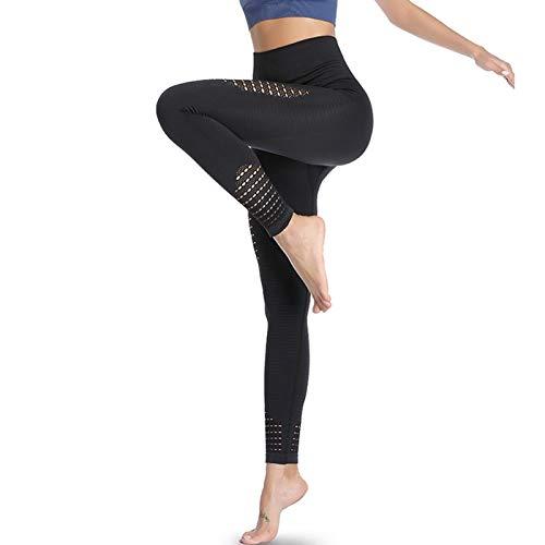Amazon Brand – Eono Yoga Leggings Damen Sport Tights Sporthose Sportleggins Lang High Waist Leggins Hose...