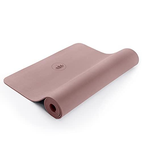 Lotuscrafts Thrive Yogamatte rutschfest & gelenkschonend - Made in Spain - 100% CO2 Neutral - Yoga Matte aus EVA Schaumstoff für hohe Dämpfung - Yoga Mat - Rutschfeste Matte für Yoga 185 x 60 cm