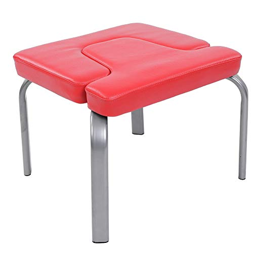 Victool Kopfstandhocker, Yoga Stuhl Kopfstand Headstander Bench Stand für Workout Inversion Balance Training Yoga