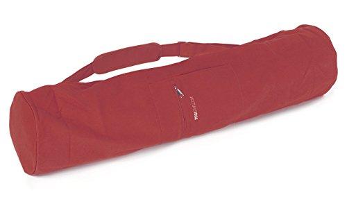 Yogistar Yogatasche Extra Big - Baumwolle - 100 cm - Rot
