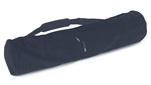 Yogistar Yogatasche Extra Big - Baumwolle - 100 cm - Dunkelblau