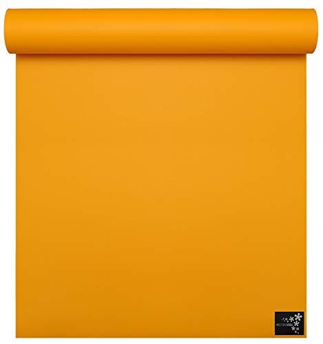 Yogistar Yogamatte Sun 4mm Shine Yellow