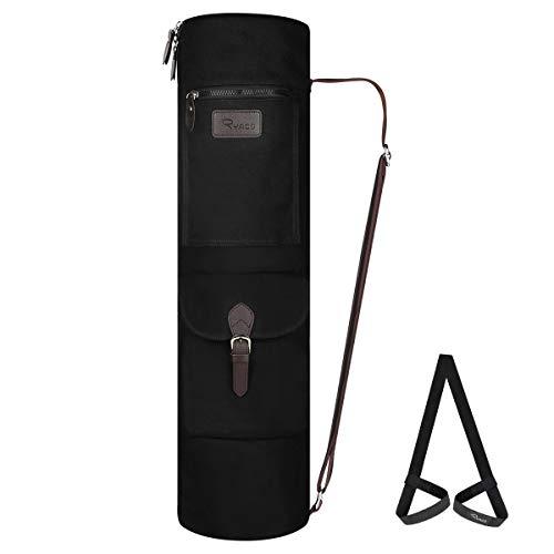 Ryaco Yogatasche, Yogamatte Tasche für robuste Yogamatten-Tragetasche mit verstellbarem Schultergurt...