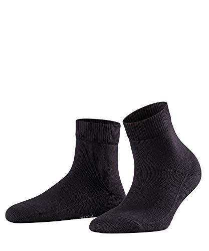 FALKE Damen Light Cuddle Pads W HP Hausschuh-Socken, 1 Paar, Schwarz (Black 3000), Größe: 35-38