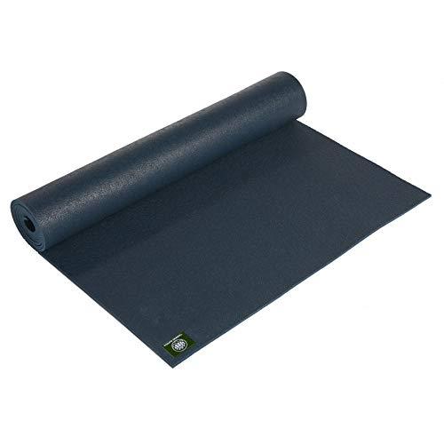 Lotus Design Yogamatte ÖKOTEX extra lang, rutschfest, Yogamatten XL extra groß, auch als Pilatesmatte,...
