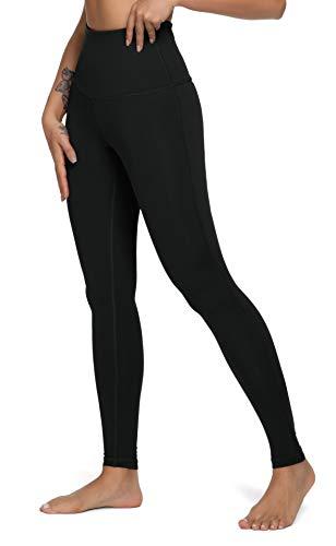 QUEENIEKE Yoga Hosen Damen-hohe Taillen Yoga Leggings mit Tasche Trainings Strumpfhosen für Laufen Fitness...