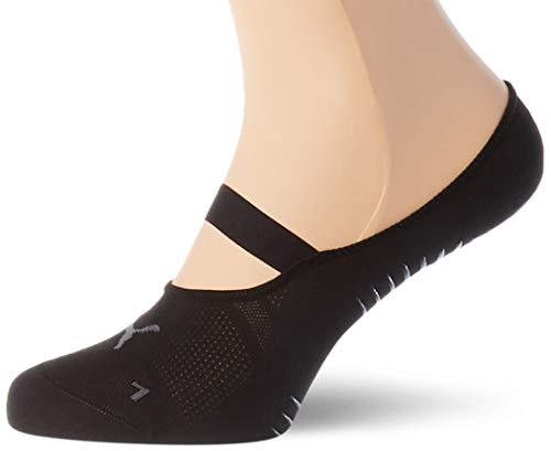 PUMA Womens Women's Studio Footie (1 Pack) Casual Sock, Black, 39/42