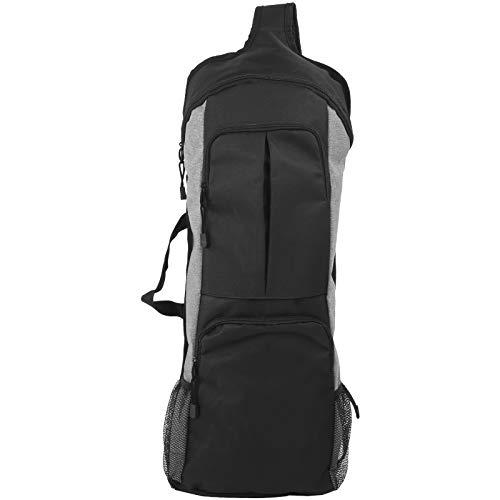 DFKEA Multifunktionale Messenger-Gepäcktasche-Multifunktions-Yogamattentasche Sportrucksack Gepäckträger mit großer Kapazität