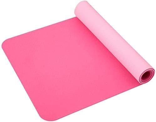 Busirsiz Yoga-Matten 6 mm Anti-Rutsch-Kindertanzmatte mit Gurt