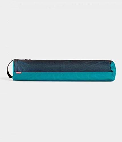 Manduka Breathe Easy Yogamatten-Tragetasche mit Tasche, verstellbarer Gurt, geeignet für die meisten Yogamatten – Harbour