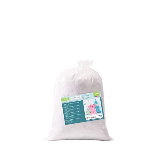 Vaessen Creative Flauschige Weiche Polyester Füllung für Plüschtiere, Kissen und Bastel-Projekte
