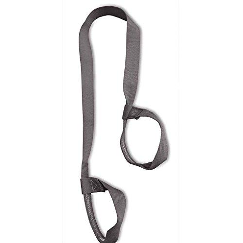 LUFA Verstellbare Yogamatte Baumwollschlinge Tragegurt Schultergurt für alle Yogamatte Größe