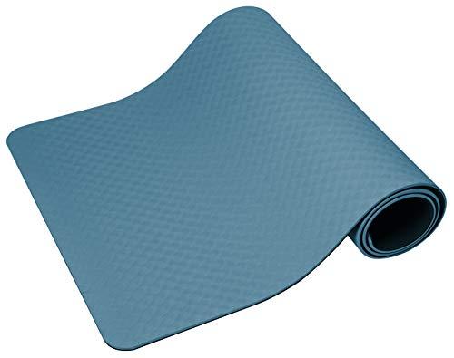 DCCD Yogamatte Phthalatfrei - Gymnastikmatte, rutschfest aus TPE, Fitnessmatte Übungsmatte Sportmatte für Yoga