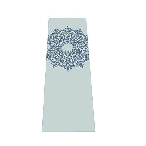 Love Generation Yogamatte mit Druck | Strapazierfähiges und leicht zu reinigenes PVC | viele Drucke | 183 x...