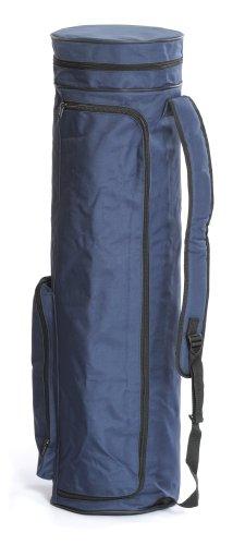 Bausinger Yogatasche für 100 cm breite Yogamatten, blau