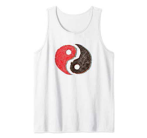 Yin & Yang - Qi Gong, Tai Chi, Yoga, Meditations Tank Top