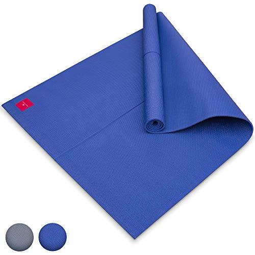 SHANTI NATION - Shanti Mat XXL - sehr große Yogamatte - extra breit und lang - 200 x 100 x 0,6 cm -...