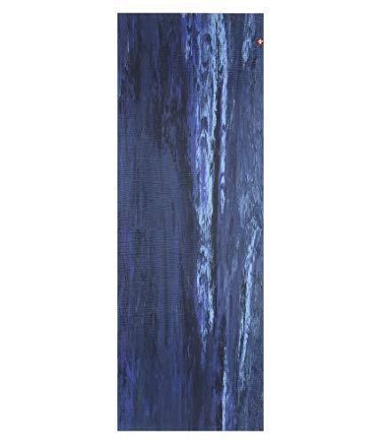 Manduka eko Yoga- und Pilatesmatte 5 mm (Surf Marbled, 180 cm)