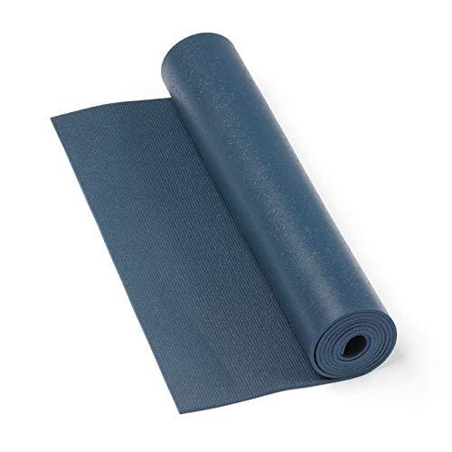 Yogamatte RISHIKESH PREMIUM 60, rutschfest, extra-stark, 4,5mm Studiomatte, Ökotex 100, 183 x 60 cm,...