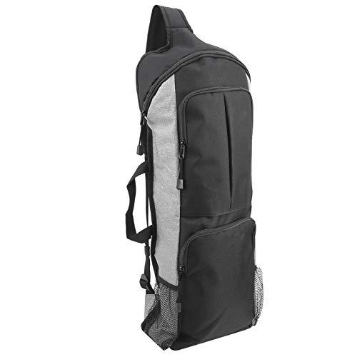 DFKEA Multifunktionale Messenger-Reisetasche-Multifunktions-Yogamattentasche Sportrucksack Yogatasche mit großem Fassungsvermögen