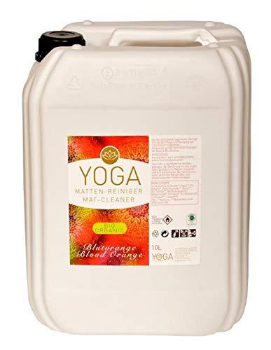 Yogabox Bio Yogamattenreiniger, 510 ml, Blutorange
