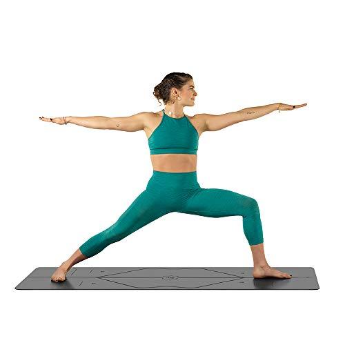 Liforme Yogamatte - Die Weltweit Beste Umweltfreundliche, rutschfeste Yoga Matte Mit Dem Originalen...