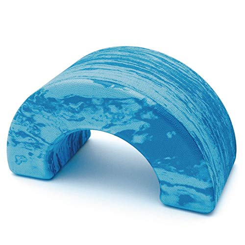 Sissel Pilates-Small Props Roller Head Align Dynamic, blau