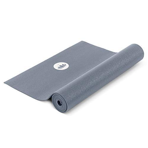 Lotuscrafts Yogamatte Mudra Studio XL [5mm Dicke] - Hautfreundlich & Schadstoffgeprüft - für Anfänger und...