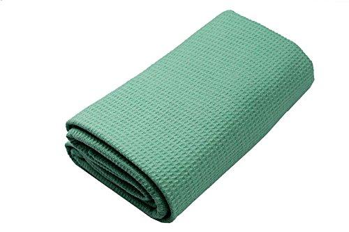 #DoYourYoga Yoga-Decke »Ananda« Das Yoga-Handtuch ideal für Hot-Yoga und andere schweißtreibende...