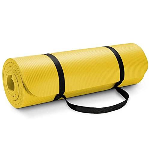 Yogamatte verdicken (Yellow)