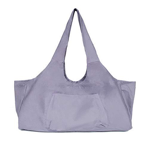 Hivexagon Yoga Tasche Mehrzweck Groß Yoga Gym Tasche Mit Seitentasche Passt den meisten Matten SP136
