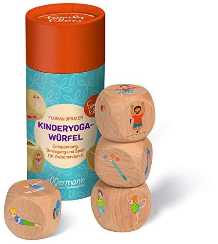 FamilyFlow. Kinderyoga-Würfel: Entspannung, Bewegung und Spaß für zwischendurch