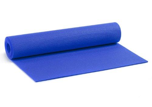 Yogistar Kinder Yogamatte Kids - rutschfest - Blue