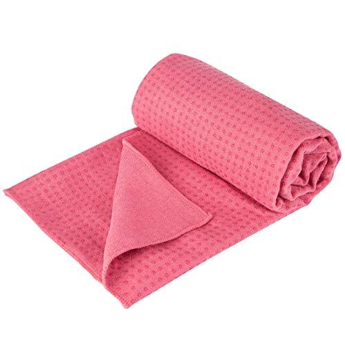 Ultrasport Gymnastikmatte, Yogamatte, Fitnessmatte, Sportmatte, weiche Matte für Pilates, Aerobic & Massage,...