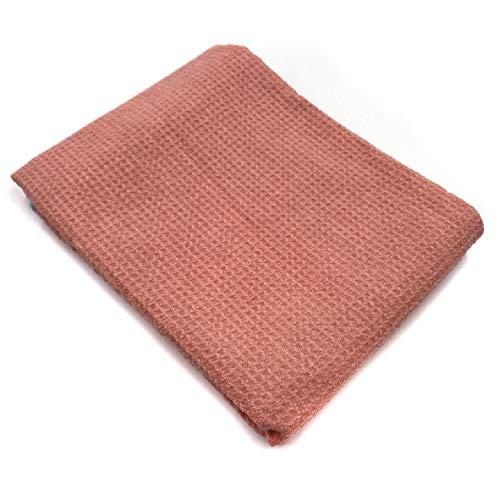 Yoga Handtuch rutschfest - Mikrofaser Yogatuch schnelltrocknend - Yogahandtuch Antirutsch ideal für Matte,Hot...