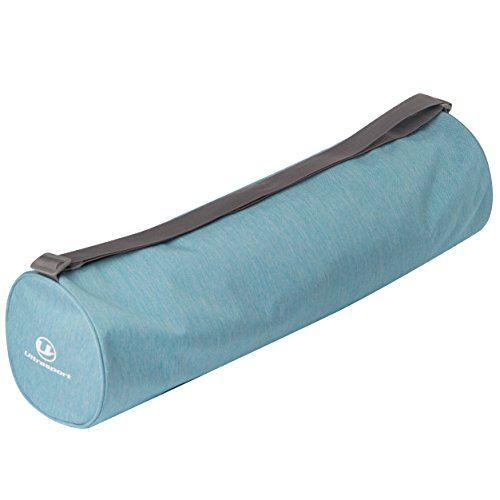 Ultrasport mit extralangem Reißverschluss Yogamattentasche, Blau, Größe ca 72cm