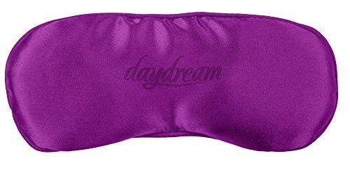 daydream: angenehmes Augenkissen aus Satin, gefüllt mit Buchweizen & Lavendel, verschiedene Farben (Y-1009)