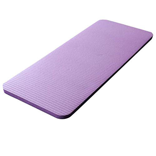 N/P Hot-Yoga Knieschoner 15Mm Yogamatte Große Dicke Pilates Übung Fitness Pilates Trainingsmatte rutschfeste...