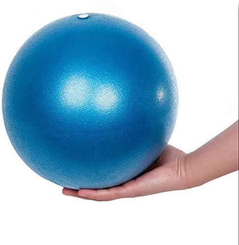 Fresion Gymnastikball Yoga Pilates Ball Kleine Übung Ball, 25cm Dicker Anti-Burst Gymnastikball inkl...