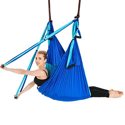 Sinbide Yoga Hängematte Anti-Gravity-Schwingen Hängematte Yoga Tuch hängen Schaukel Yoga Tuch Yoga 250 *...