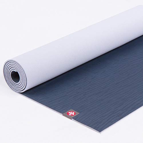 Manduka EKO Yoga Mat – Premium 6mm Thick Mat, Eco Friendly and Made from Natural Tree Rubber. Ultimate Catch...