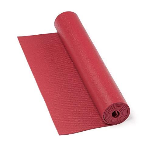 Yogamatte RISHIKESH PREMIUM 60, rutschfest, extra-stark, 4,5mm Studiomatte, Ökotex 100, 183 x 60 cm, maschinenwaschbar - Made in Germany