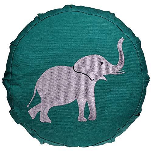 Spiru Meditationskissen Elefant für Kinder