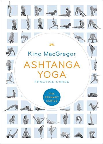 Ashtanga Yoga Practice Cards: The Primary Series