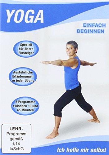 Pilates & Yoga Start Set [3 DVDs] [Anfänger & Einsteiger]